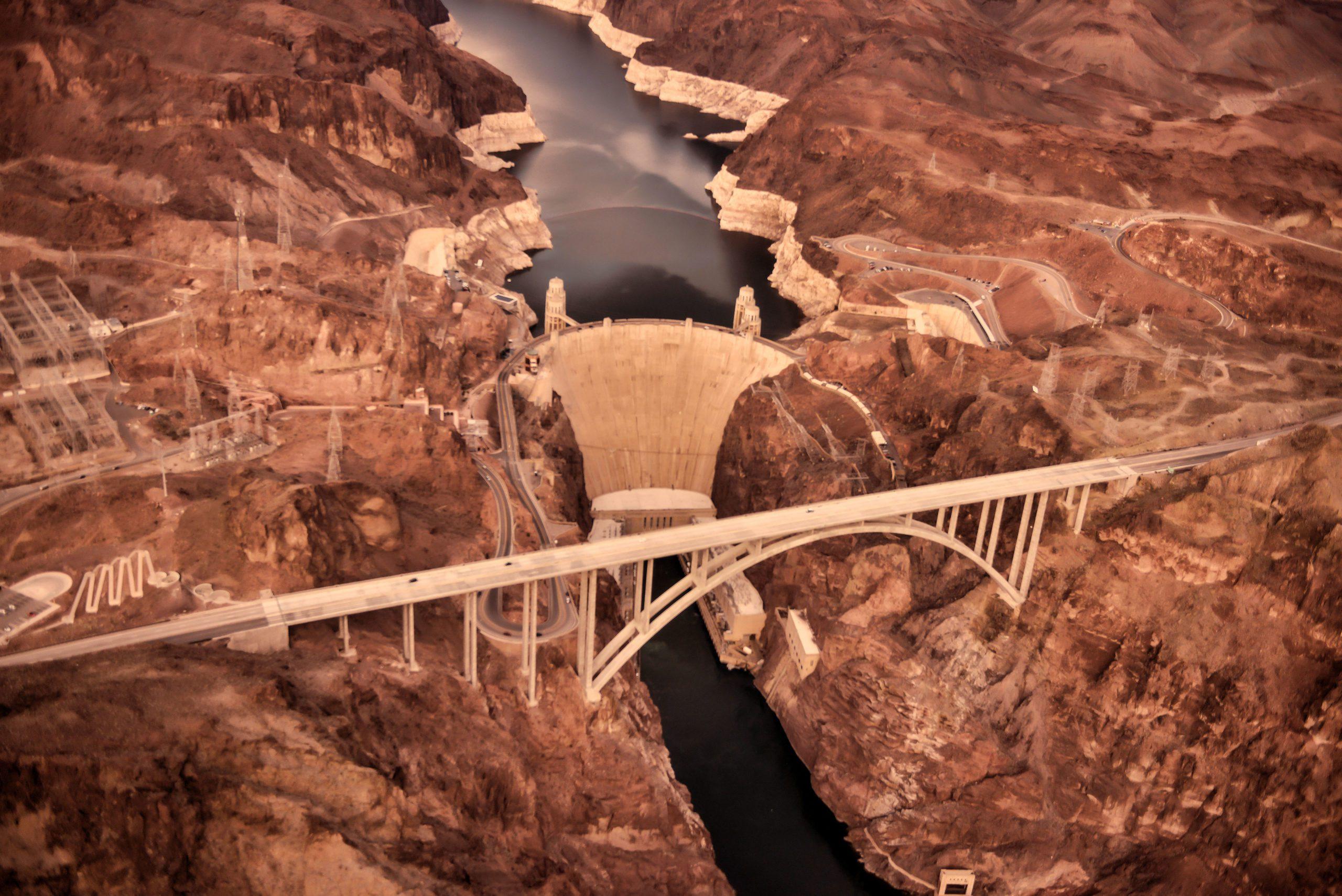 Hoover Dam Exterior Tour - Christianson Tours