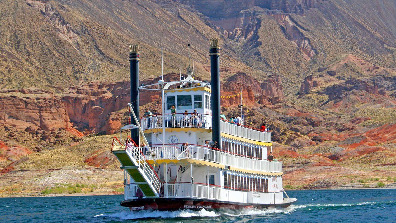 Lake Mead Cruise - Christianson Tours